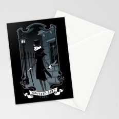Jack the Ripper Stationery Cards