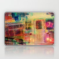 Le train  Laptop & iPad Skin