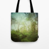 Follow Your Life Path Tote Bag