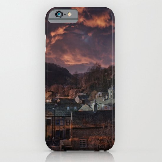 Doom Looms Around The Village iPhone & iPod Case
