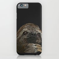 iPhone & iPod Case featuring SLOTH  by JosephMills
