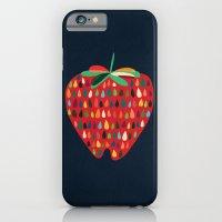 Strawberry iPhone 6 Slim Case
