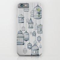 Last Bird In The Shop iPhone 6 Slim Case