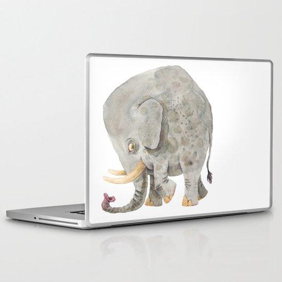 Elephant squared Laptop & iPad Skin