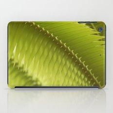 Lemon Grass iPad Case