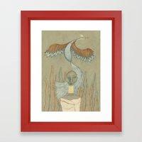 Dragon Framed Art Print
