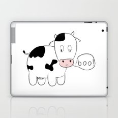 SOLD! Scary Cow - Inspired by a True Incident! Laptop & iPad Skin