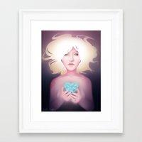 Great Big World Framed Art Print