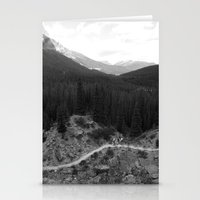 Lets Get Lost, The Valle… Stationery Cards