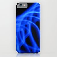Nothing But Blue #2 iPhone 6 Slim Case