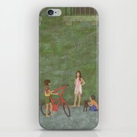 Street (Rue) iPhone & iPod Skin