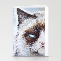 Tard The Cat Stationery Cards