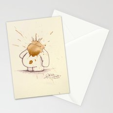#coffeemonsters 468 Stationery Cards