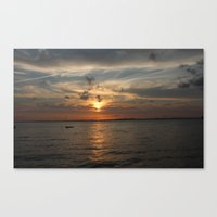 Live and Let Die. Canvas Print