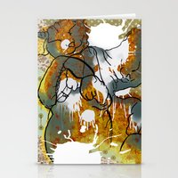 Dreams about milk  Stationery Cards