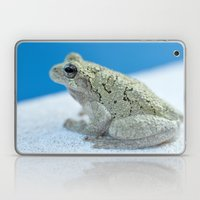 Ribbit Laptop & iPad Skin