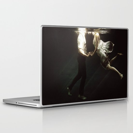 abyss of the disheartened VII Laptop & iPad Skin