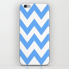 Chevron Lines  iPhone & iPod Skin