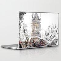 london Laptop & iPad Skins featuring London by Nicolas Jolly