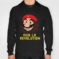 Viva La Revolution Hoody