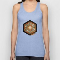 The Three Ages II Unisex Tank Top