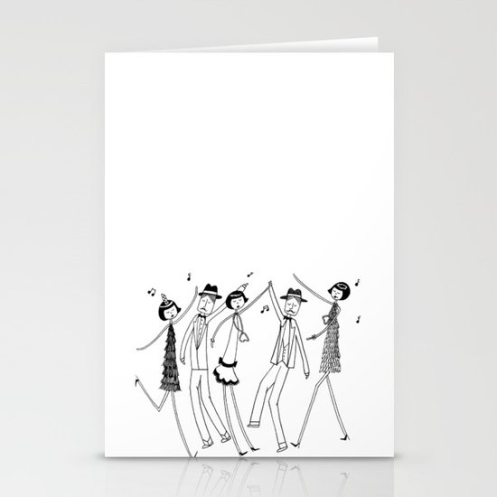 Party Stationery Card