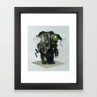 Heavy weight Framed Art Print