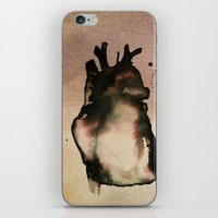 On love, iPhone & iPod Skin