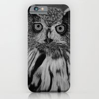 Owl B&W iPhone 6 Slim Case