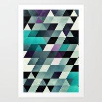 myga cyr Art Print