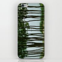 The Green Stand iPhone & iPod Skin