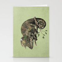 Born to Hide - Color Option Stationery Cards