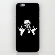 Devil Horns iPhone & iPod Skin