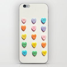 Love Books iPhone & iPod Skin