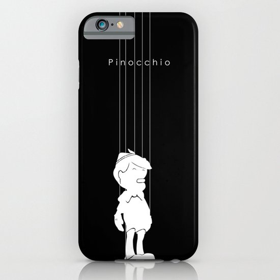 Pinocchio iPhone & iPod Case