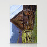 The Barn Stationery Cards