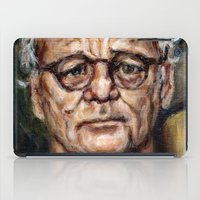Bill Murray / Walt Bisho… iPad Case