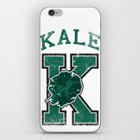 University Of Kale iPhone & iPod Skin