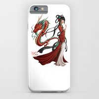 Chinese dragon pure iPhone 6 Slim Case