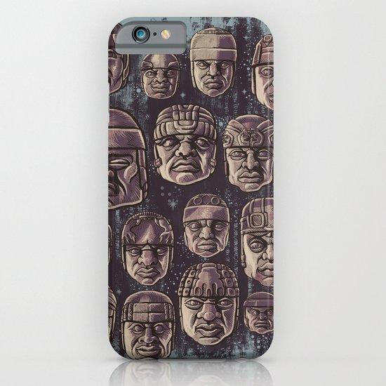 The Olmecs iPhone & iPod Case