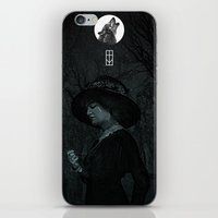 Into The Night iPhone & iPod Skin