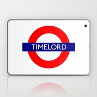 Timelord Laptop & iPad Skin