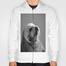 Howth Harbour Seal Hoody