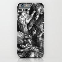 Getting Handsy (smothering, groping, hands) iPhone 6 Slim Case