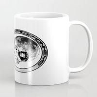 Space Monkeys Black & Wh… Mug