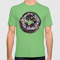 Yum Yum Mens Fitted Tee Grass SMALL
