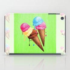The Last Taste Of Summer iPad Case