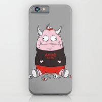Pink Monster Kills iPhone 6 Slim Case