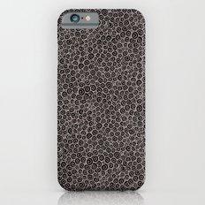 Spiral Pattern Slim Case iPhone 6s