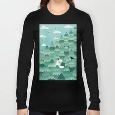 Tree Hugger (Spring & Summer version) Long Sleeve T-shirt